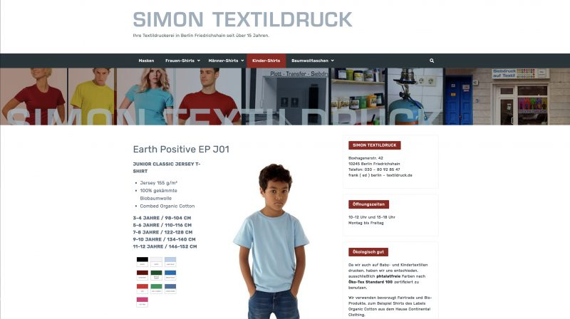 berlin textildruck